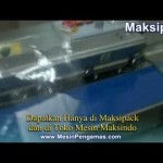 Mesin Continuous Band Sealer Model Baru 2012 Harga Hemat