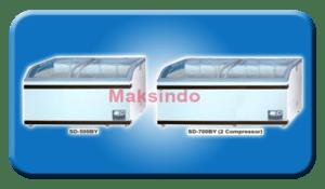 mesin-freezer-ACsliding-curve-glass-maksindo3
