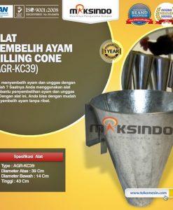Killing Cone Sembelih Ayam (AGR-KC39)