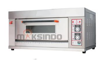 Mesin Oven Roti dan Kue Gas 1 maksindo