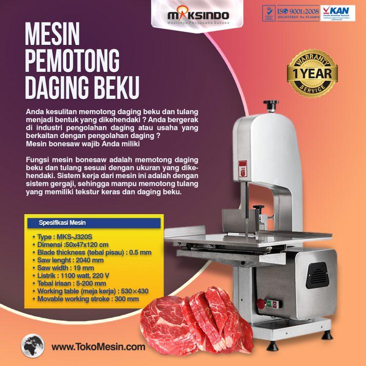 mesin Pemotong daging beku