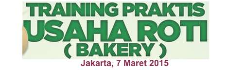 training usaha bakery