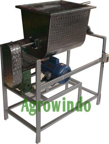 Spesifikasi Dan Harga Mesin Mixer Abon Maksindo