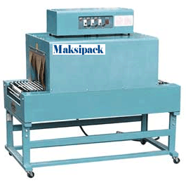 Spesifikasi dan Harga Mesin Shrink Pengemas Produk