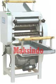 Spesifikasi dan Harga Mesin Cetak Mie Maksindo