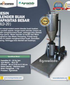 Mesin Blender Buah BLD- 20