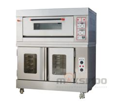 Mesin Combi Deck Oven + Proofer 1 maksindo