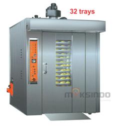 Mesin Combi Deck Oven + Proofer 4 maksindo