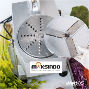 Mesin vegetable cutter 4 maksindo