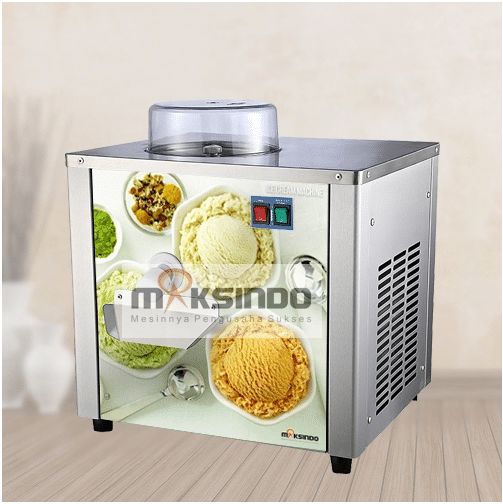 Mesin Hard Ice Cream (Italia Compressor) - ISC-105