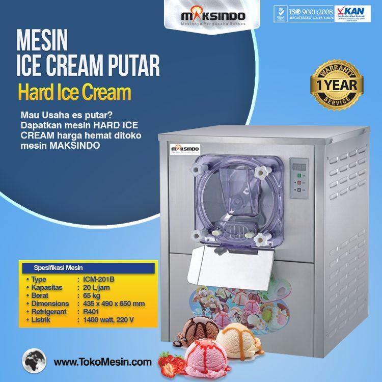 mesin ice cream