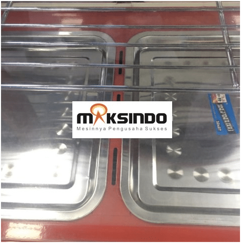 Mesin Diplay Warmer (MKS-2W) 2 maksindo
