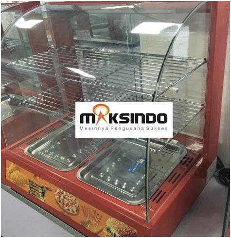 Mesin Diplay Warmer (MKS-2W) 4 maksindo