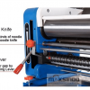 Mesin Cetak Mie Industrial (MKS-500) 7 maksindo