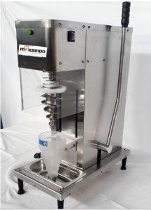 Mesin Blender Es Krim Yogurt Multifungsi 1 maksindo