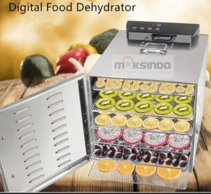 Mesin Food Dehydrator 6 Rak (FDH6) 2 maksindo