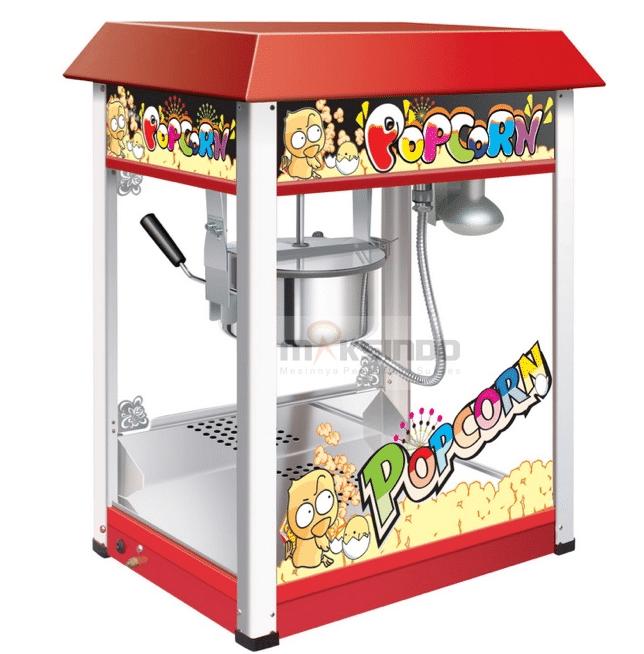 Mesin Pembuat Popcorn POP22 1 maksindo