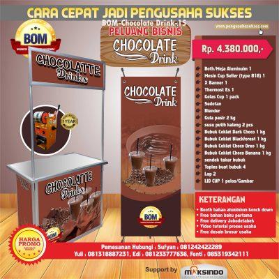 15. Chocolate Drink