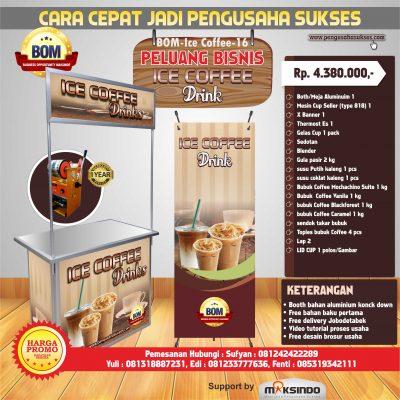 16. Ice Coffee