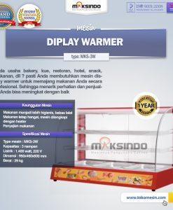 Display Walmer (MKS-3W)