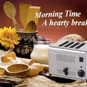 Mesin Bread Toaster (Roti Bakar-D04) 1 maksindo