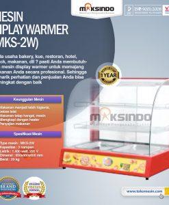 Mesin Diplay Warmer (MKS-2W)