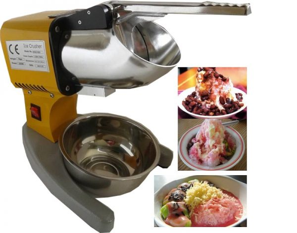 Mesin Es Serut (Ice Crusher MKS-003) 1 maksindo