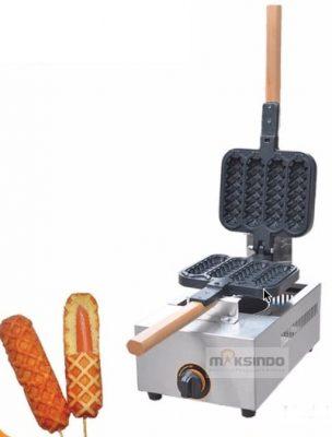 Mesin Gas Stick Waffle (Hot Dog Waffle) - SW04 3 maksindo