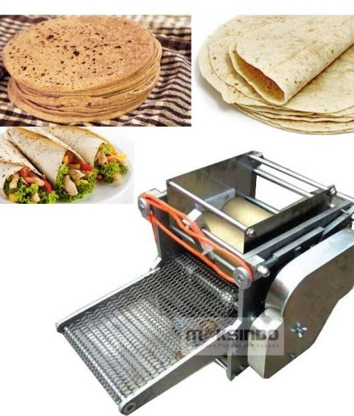 Mesin Roti Tortilla Pita Chapati - TRT50 1 maksindo