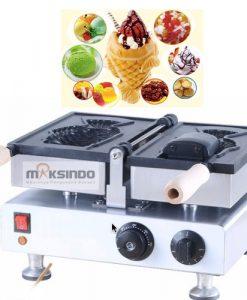 Mesin Waffle Taiyaki Open Mouth (ETYK1) 3 maksindo