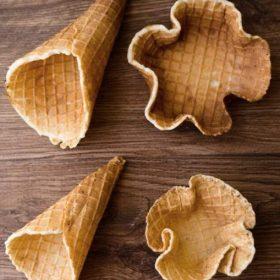 Pembuat Cone dan Mangkuk Es Krim (CIC21) 1 maksindo