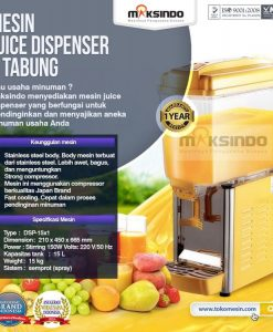 mesin DISPENSER 1 TABUNG