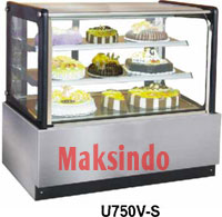 mesin cake showcase 10 maksindo