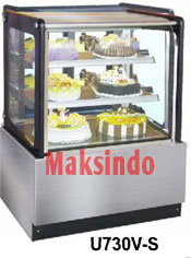 mesin cake showcase 8 maksindo