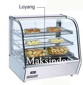 mesin electrik display warmer 4 maksindo