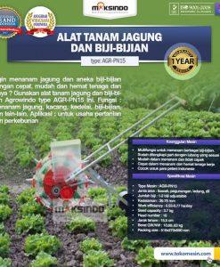 Alat Tanam Jagung dan Biji-Bijian AGR-PN15
