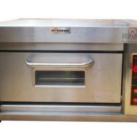 Mesin Oven Roti Gas 1 Loyang (MKS-RS11) 1