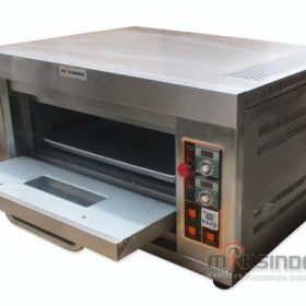 Mesin Oven Roti Gas 1 Loyang (MKS-RS11) 4