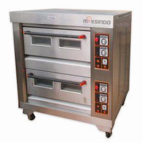 Mesin Oven Roti Gas 4 Loyang (MKS-RS24) 2