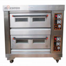 Mesin Oven Roti Gas 4 Loyang (MKS-RS24) 3