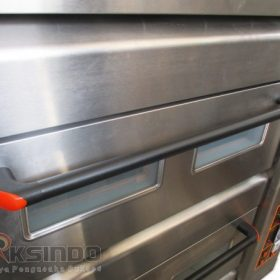 Mesin Oven Roti Gas 6 Loyang (MKS-RS36) 5