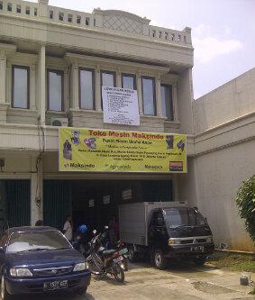 Toko Mesin Maksindo Jakarta Selatan