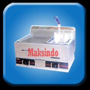 mesin-griddle-dan-gas-fryer