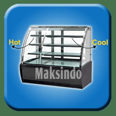 mesin-hot-cool-display-cooler-maksindo