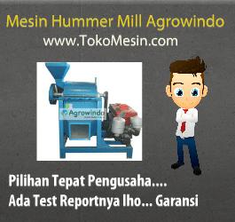 mesin-hummer-mill-bagus-test-report-maksindo