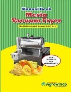 mesin vacum frying 2 maksindo
