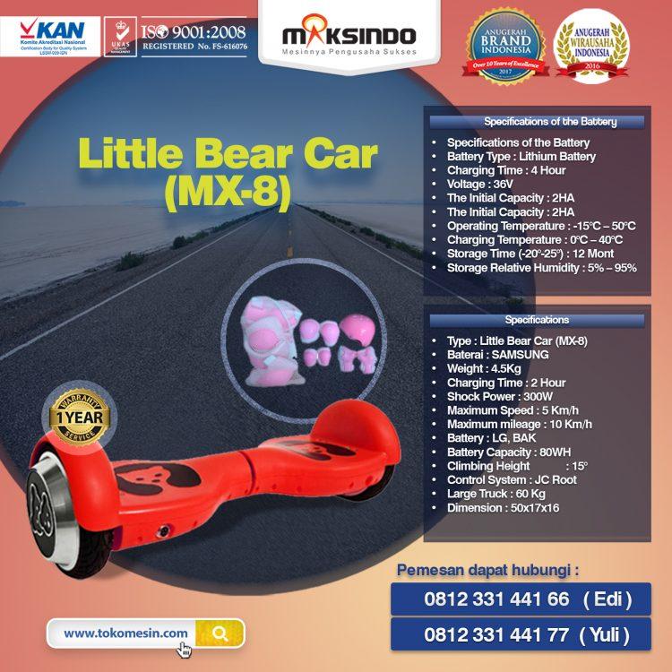 Little Bear Car