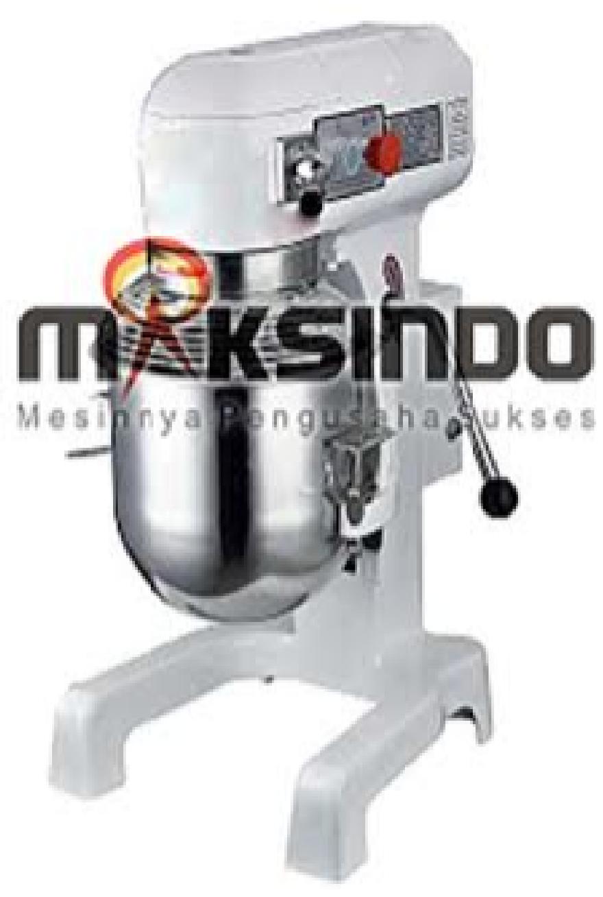 Mesin Mixer Planetary B - 10