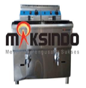 mesin gas deep fryer MKS GF-182