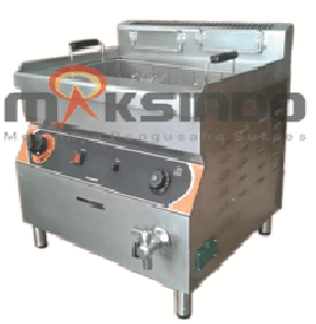 mesin gas deep fryer MKS GF-321V